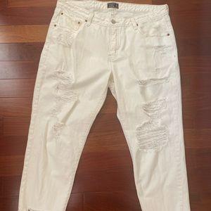 Abercrombie  boyfriend jeans
